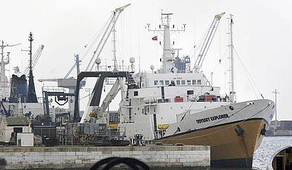 El PSOE pide que Cádiz albergue la exposición del tesoro hallado en la Fragata Mercedes
