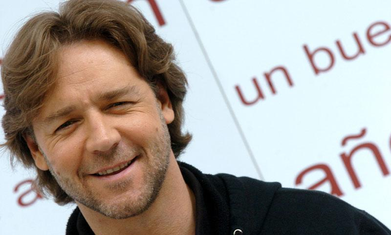 Russell Crowe.  Archivo EFE