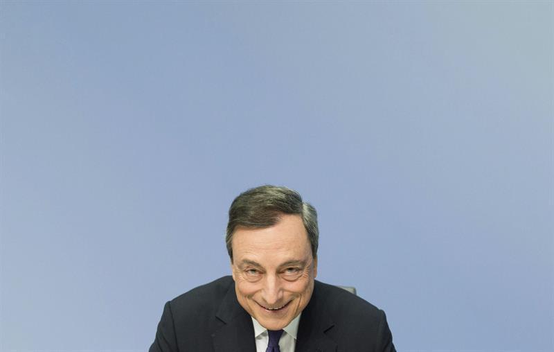 Draghi.