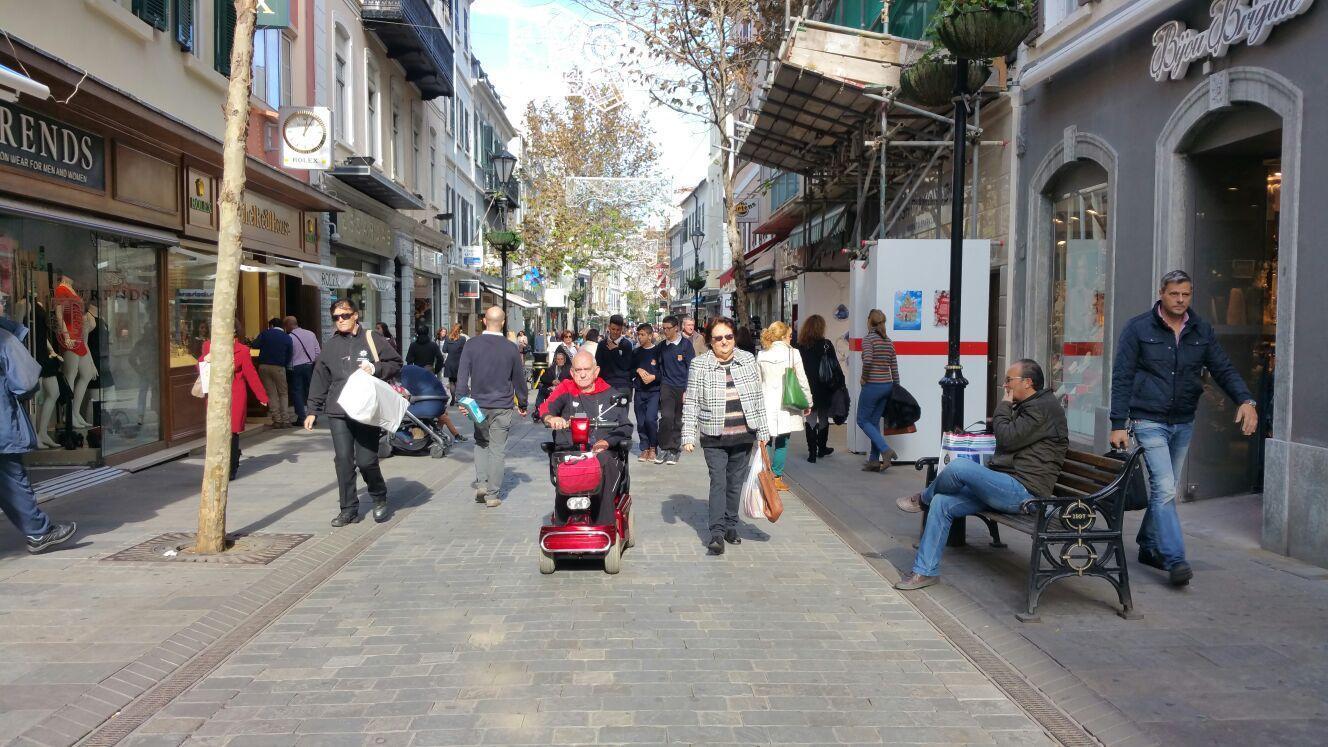 Main Street, Gibraltar