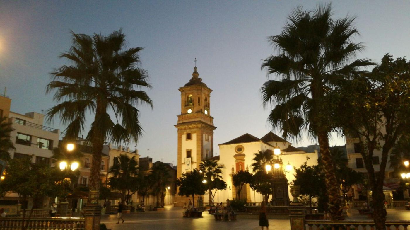 Apoyos ilustres a que 'Entre Dos Aguas' suene en las campanas de La Palma, en Algeciras