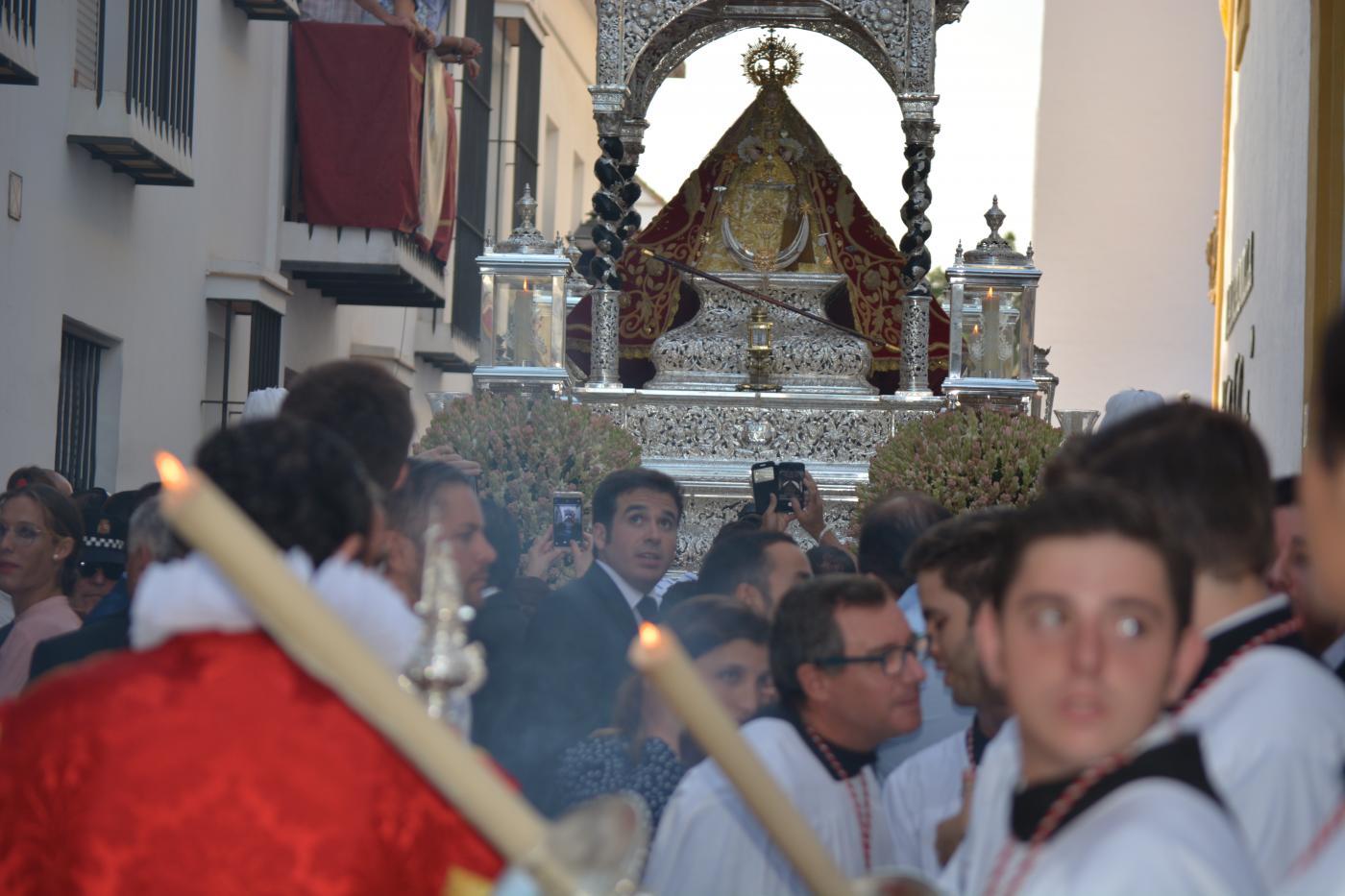 Sanlúcar Celebra Hoy La Festividad De La Virgen De La Caridad Andalucía Información Todas Las Noticias De Sanlúcar