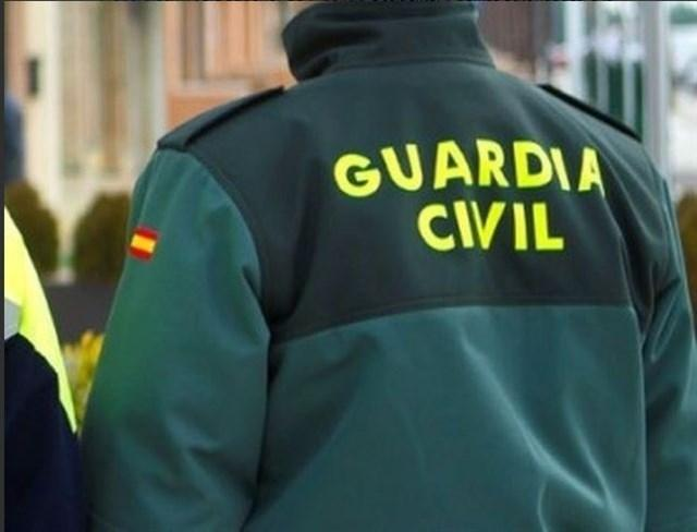 Guardia Civil. A. I.