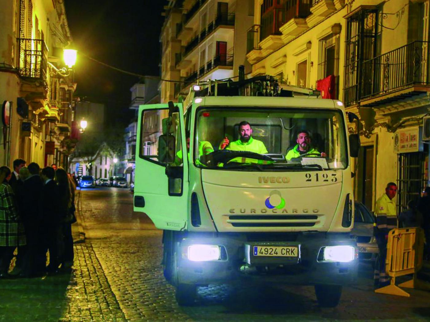 Urbaser y Cojetusa copan el 60% de los pagos por sentencias del Ayuntamiento de Jerez