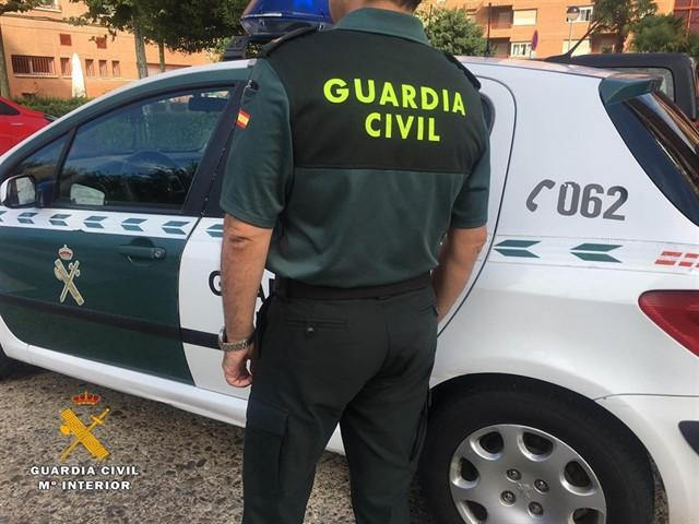 Guardia civil. VM
