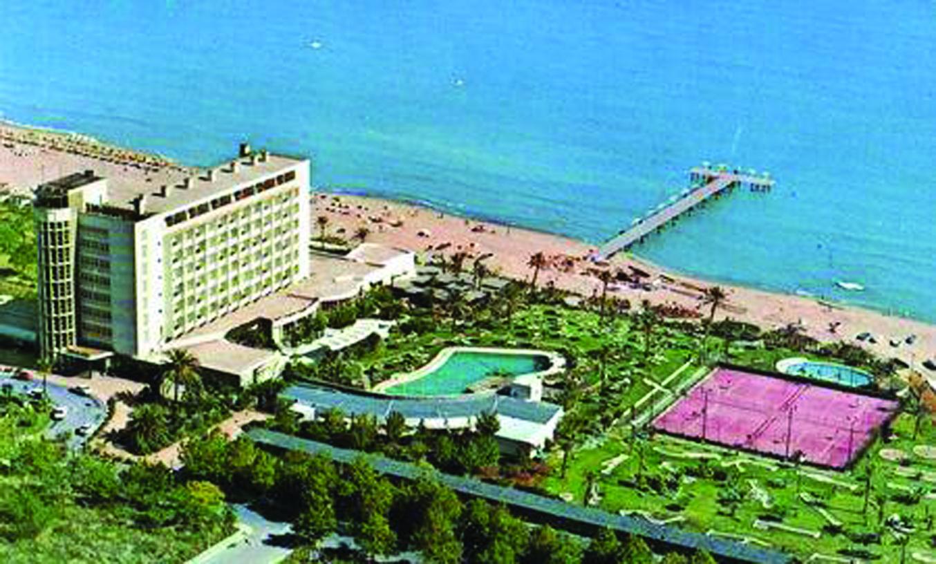 El Hotel De Las Estrellas Cumple 60 Años En Torremolinos Andalucía Información Noticias De Torremolinos