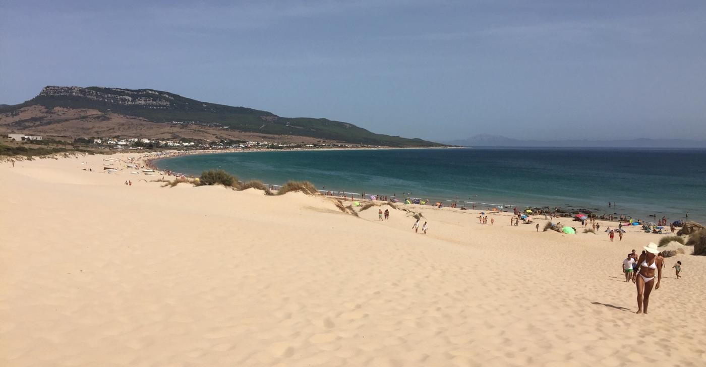 Cádiz registró en agosto la temperatura más baja de Andalucía con 25 grados de media