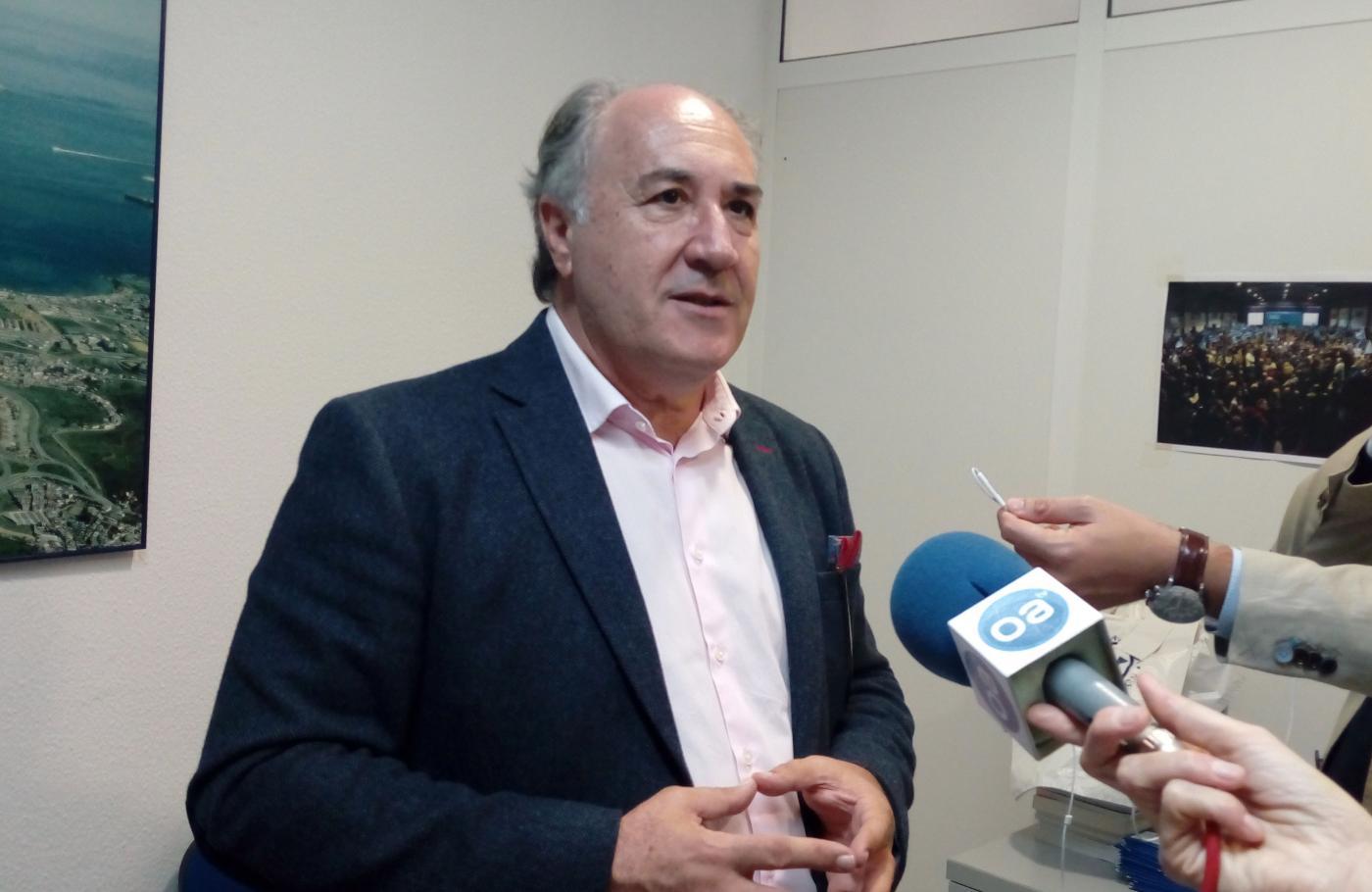Landaluce tiene participación en el local que alberga el restaurante de la factura de Cid