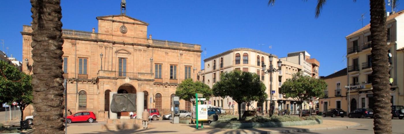 Imagen de archivo del Ayuntamiento de Linares.