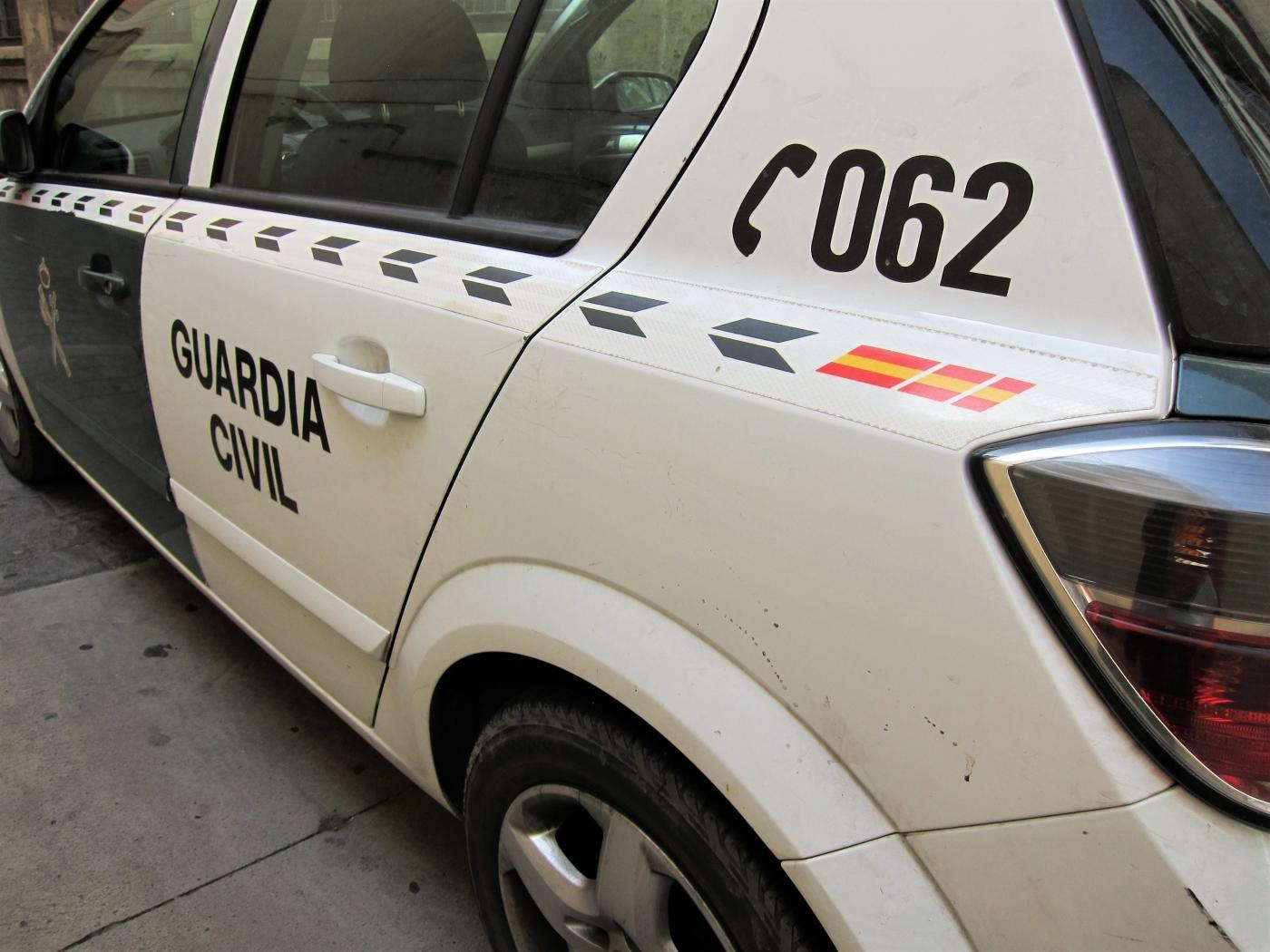 Guardia Civil. EP