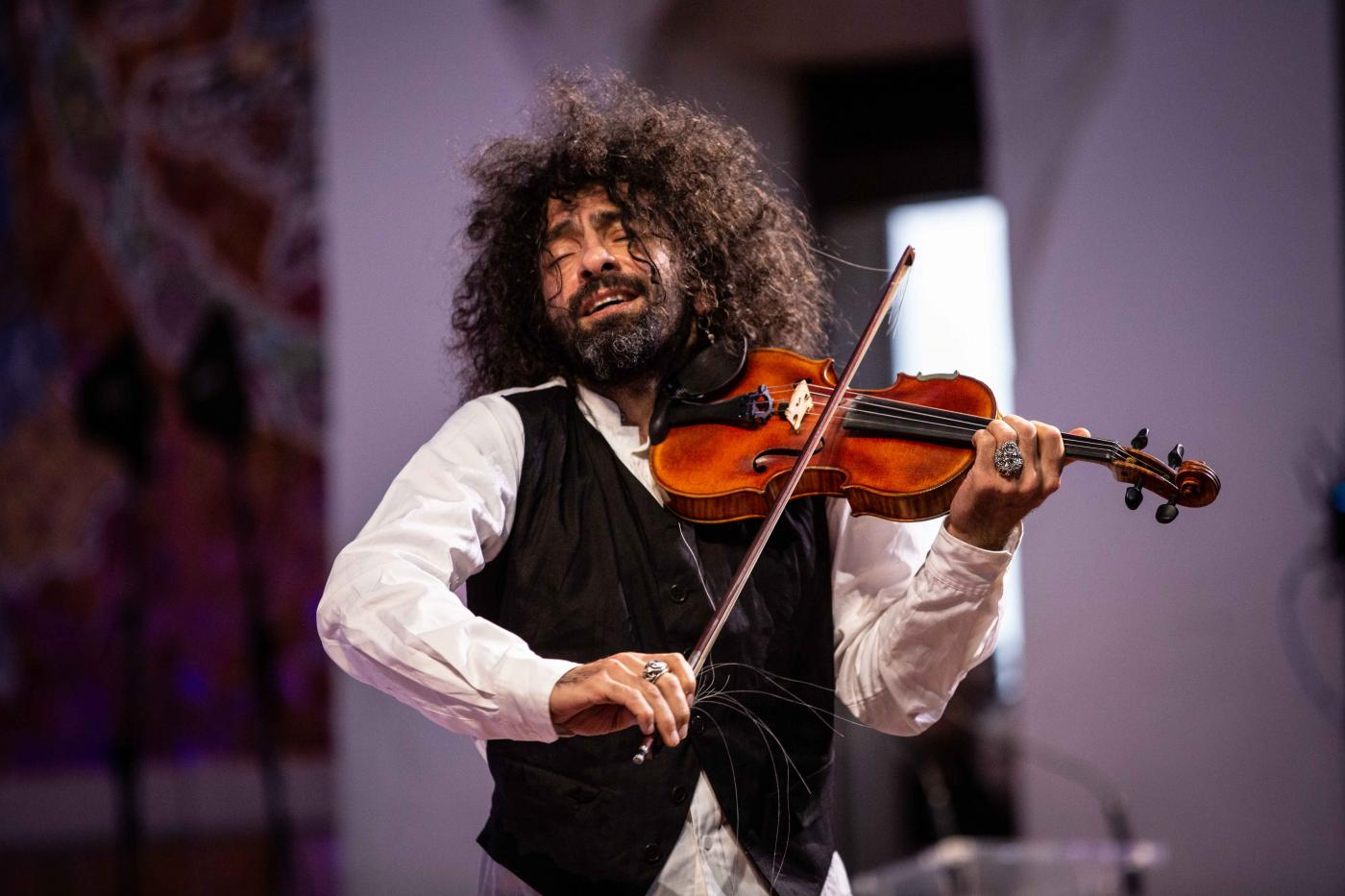 Ara Malikian estará en Málaga gira. David Zorrakino/Europa Press