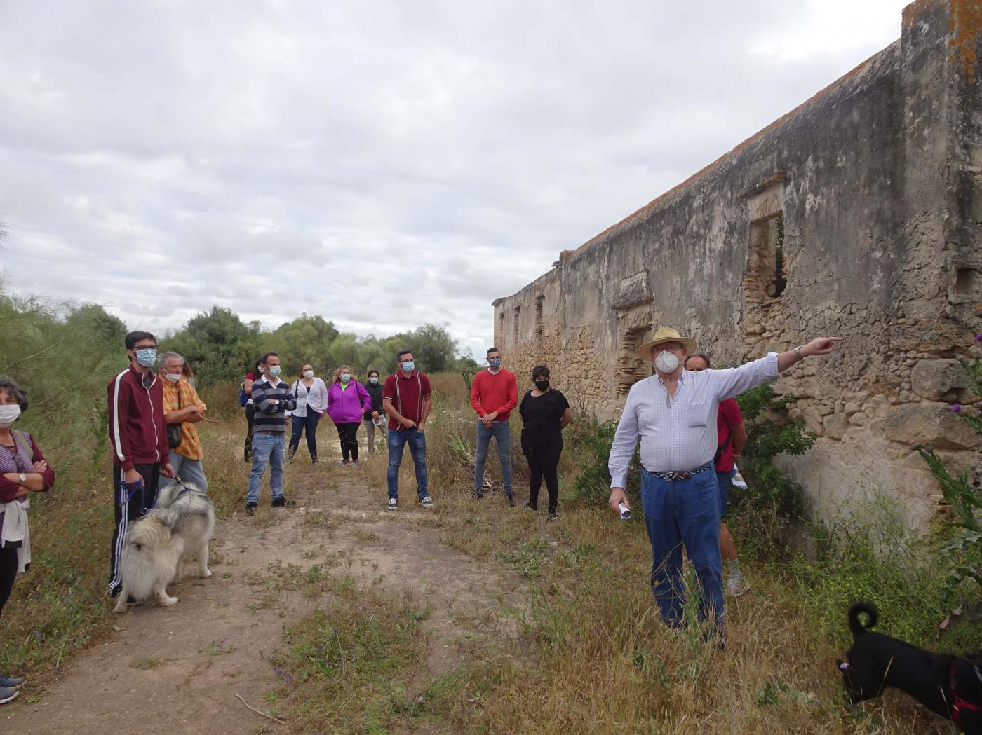 La Junta prohíbe traslados a El Puerto para participar en la cadena humana de Ecologistas