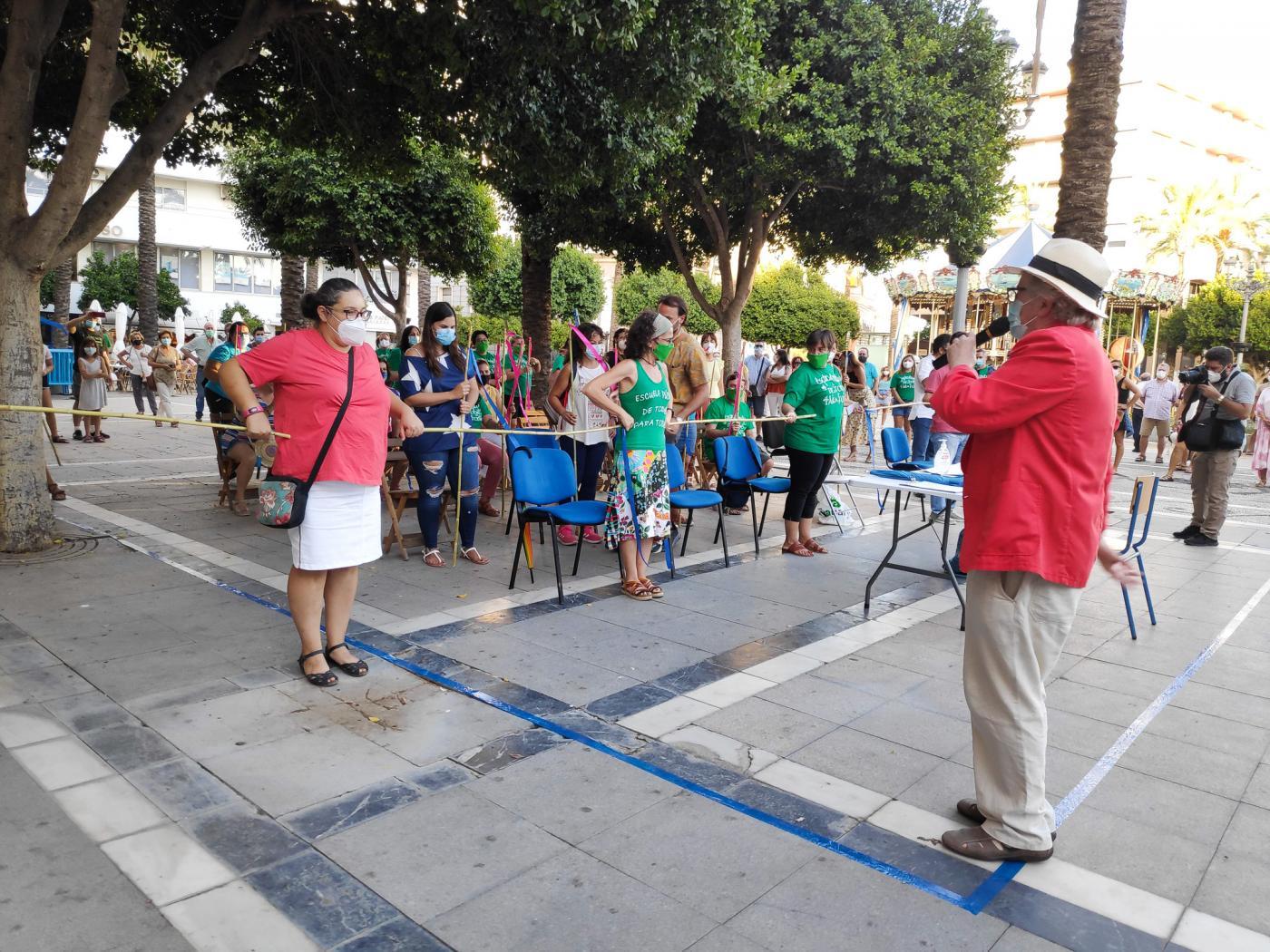 Flampa Jerez denuncia falta de profesionales de integración para alumnos con necesidades