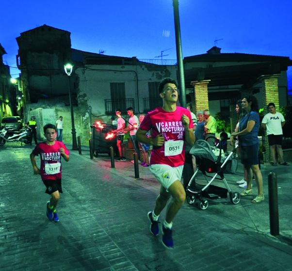 La VI Carrera Popular 'Jaén Genuino' suma más de 400 inscritos