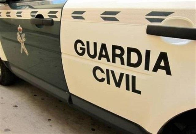 Patrulla de la Guardia Civil. VM
