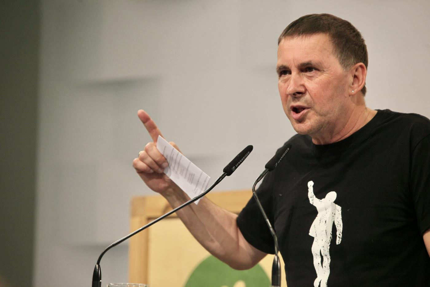 Arnaldo Otegi. Europa Press