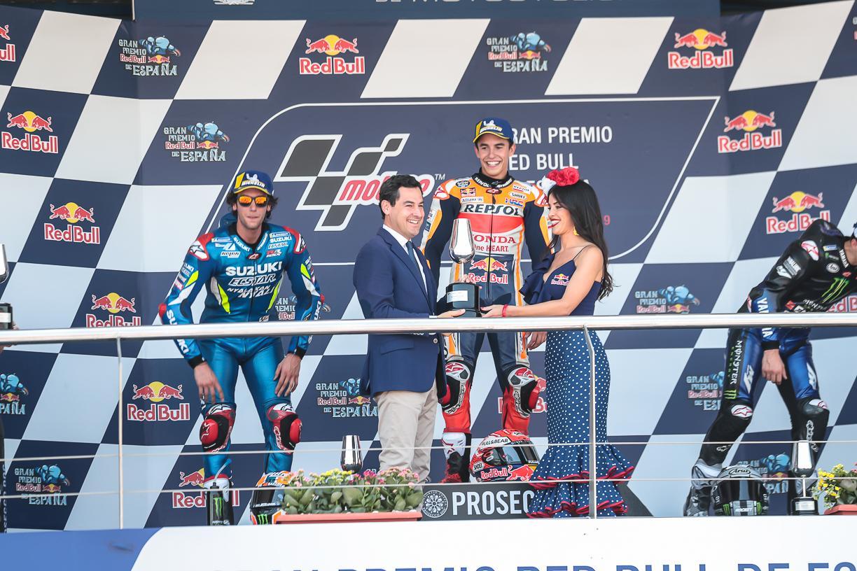 La Junta apoya que Jerez sea sede permanente de Mundial de Motociclismo