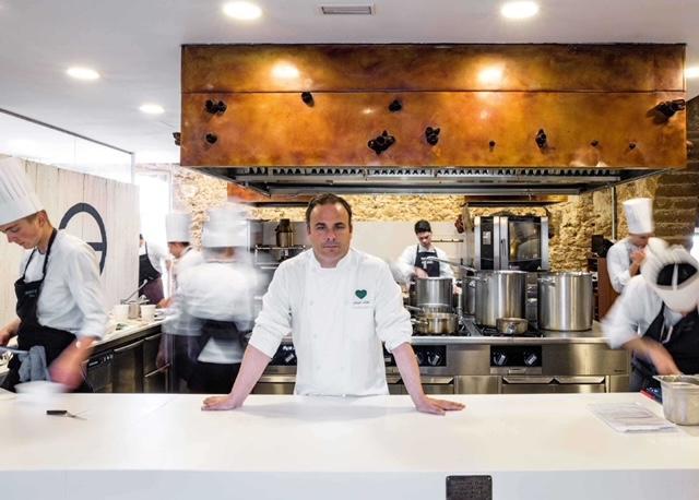 Aponiente escala en la lista de los mejores restaurantes del mundo
