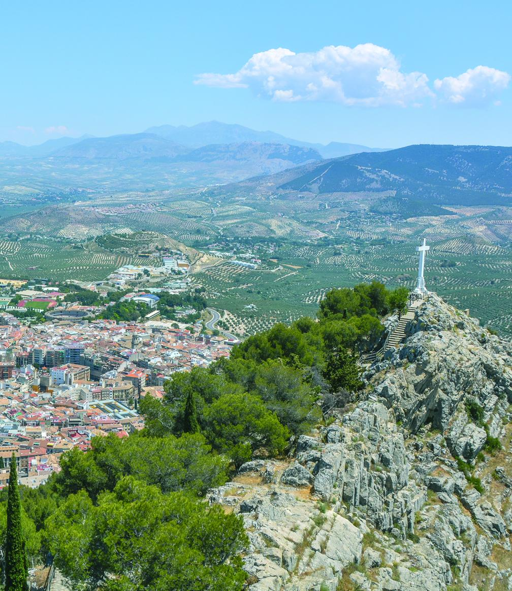 Vistas de la capital VIVA JAÉN