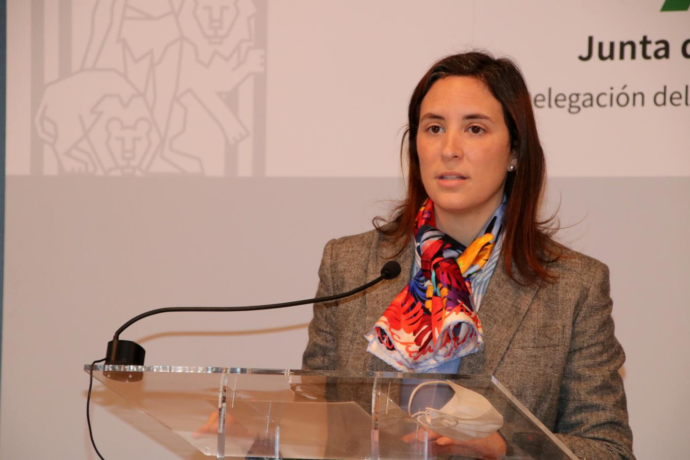 Cristina Casanueva. Europa Press