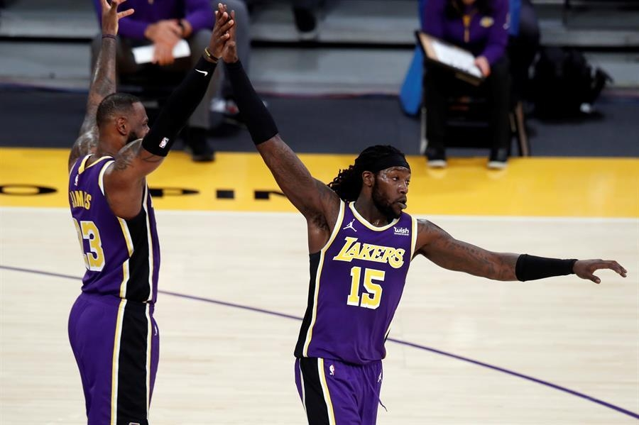 Lakers, Jazz y Clippers, imparables en el Oeste; Celtics y Bucks, en el Este
