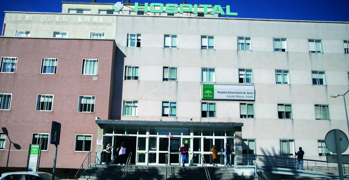 Jerez ya vacuna contra el cor a su población de riesgo | Andalucía Información. Todas las noticias de Jerez