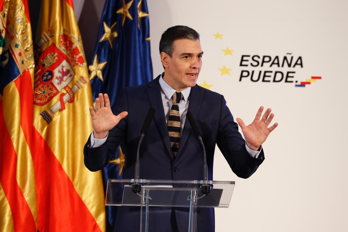 Pedro Sánchez. Europa Press