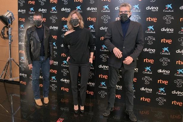 Nominados al Goya a mejor película respaldan la gala telemática: