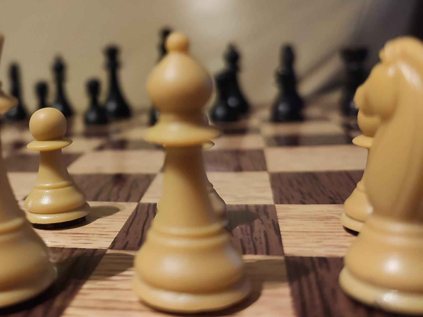 C's Cádiz solicita al Ayuntamiento el uso del ajedrez como instrumento educativo