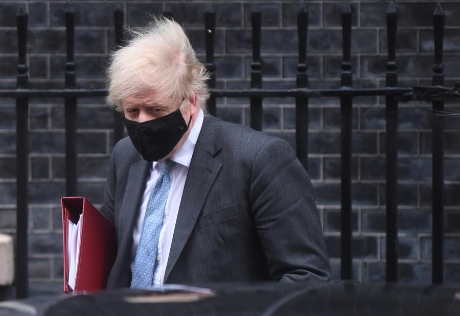 Boris Johnson. EFE