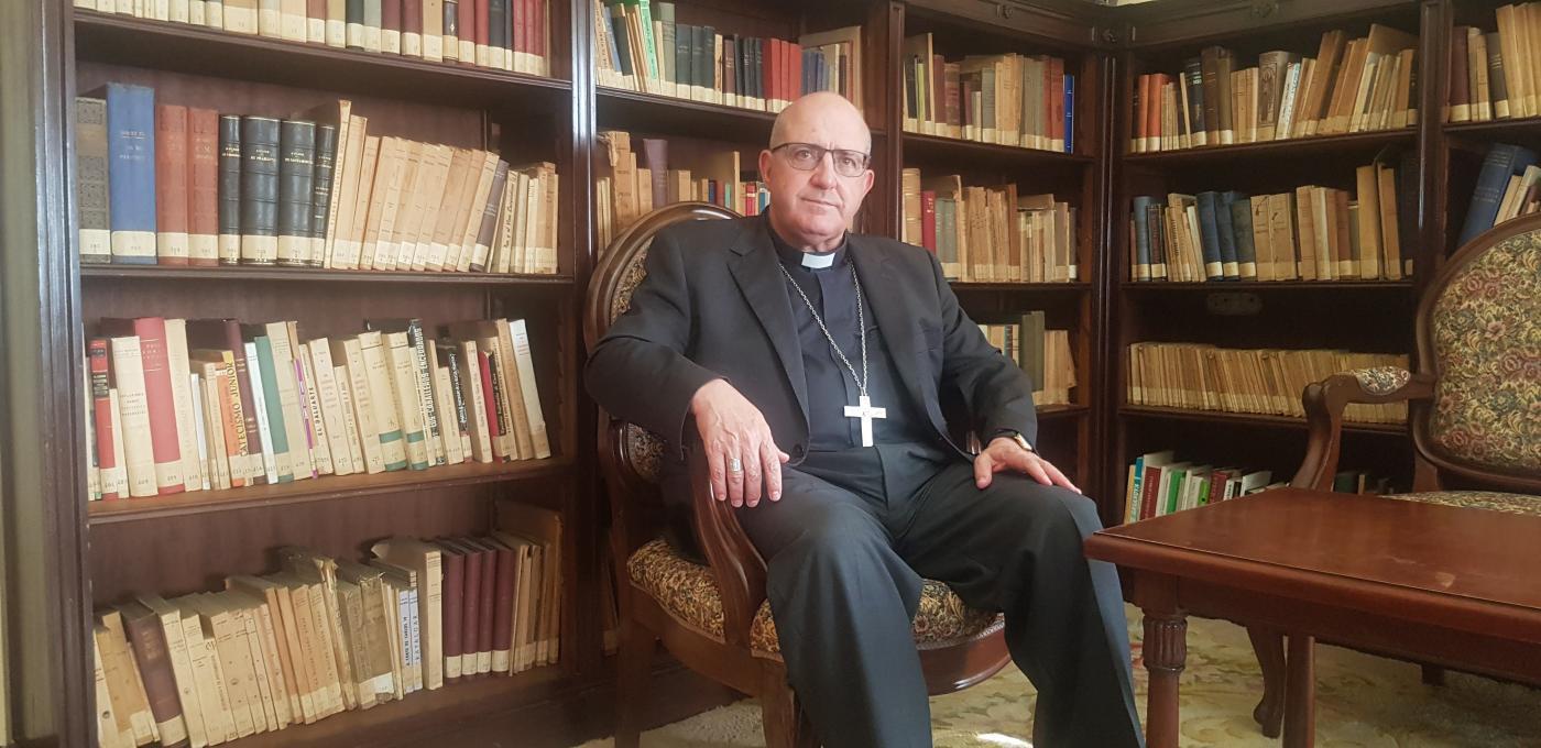 """El obispo de Huelva llama a la prudencia e invita a vivir """"un Rocío de Esperanza"""""""