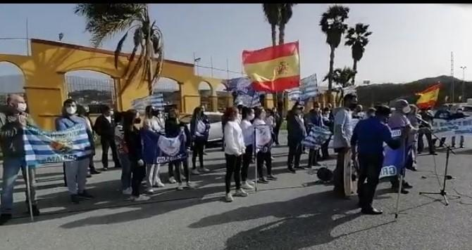 Productores del sector primario en Motril. Europa Press