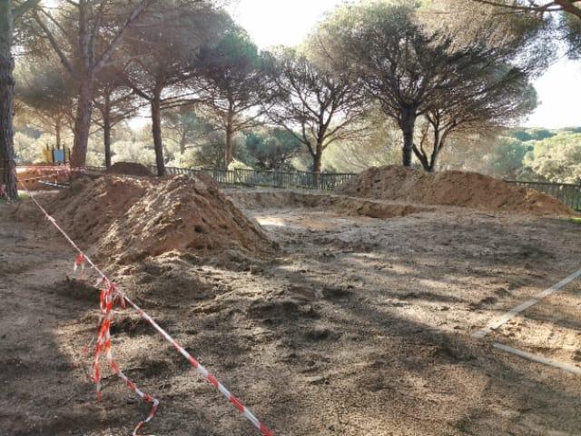 La Junta abre expediente al Ayuntamiento de San Roque por obras del Pinar del Rey