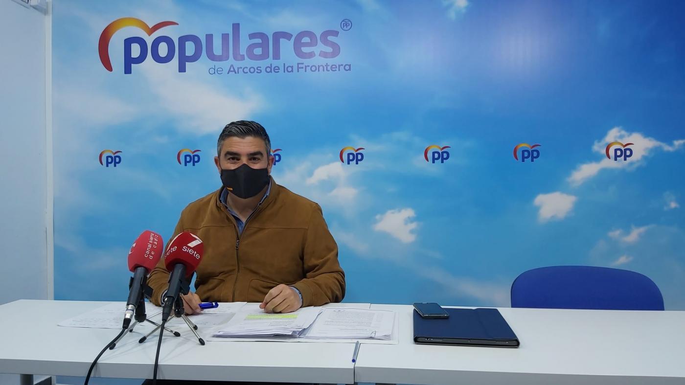El PP arcense incide en la necesidad de dirigir ayudas directas a la hostelería