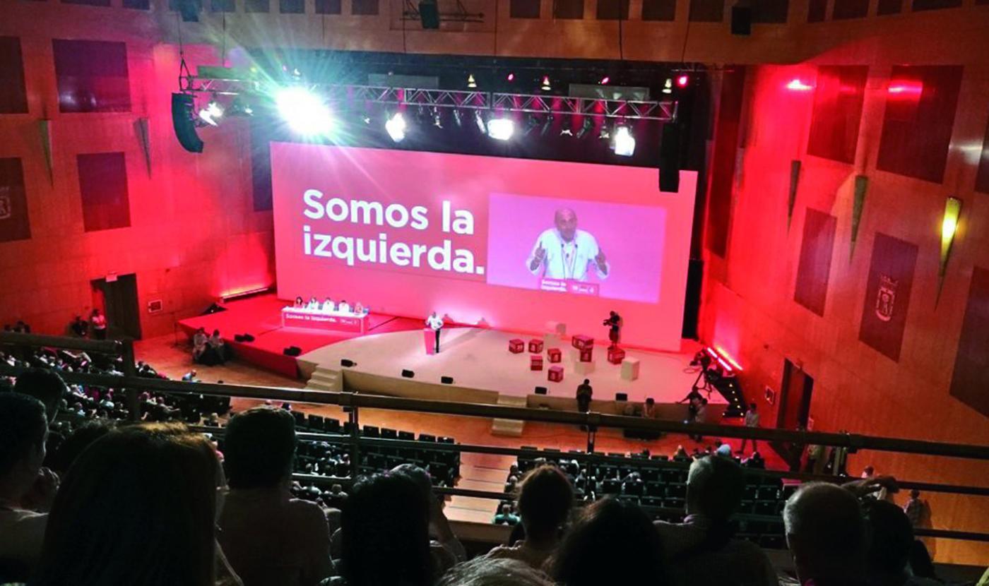 Militantes socialistas reclaman al PSOE andaluz recuperar el espacio a su izquierda