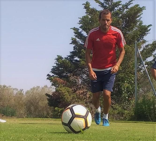 Isaac Silva buscará la clasificación para el EuroFootGolf 2021 de Hungría
