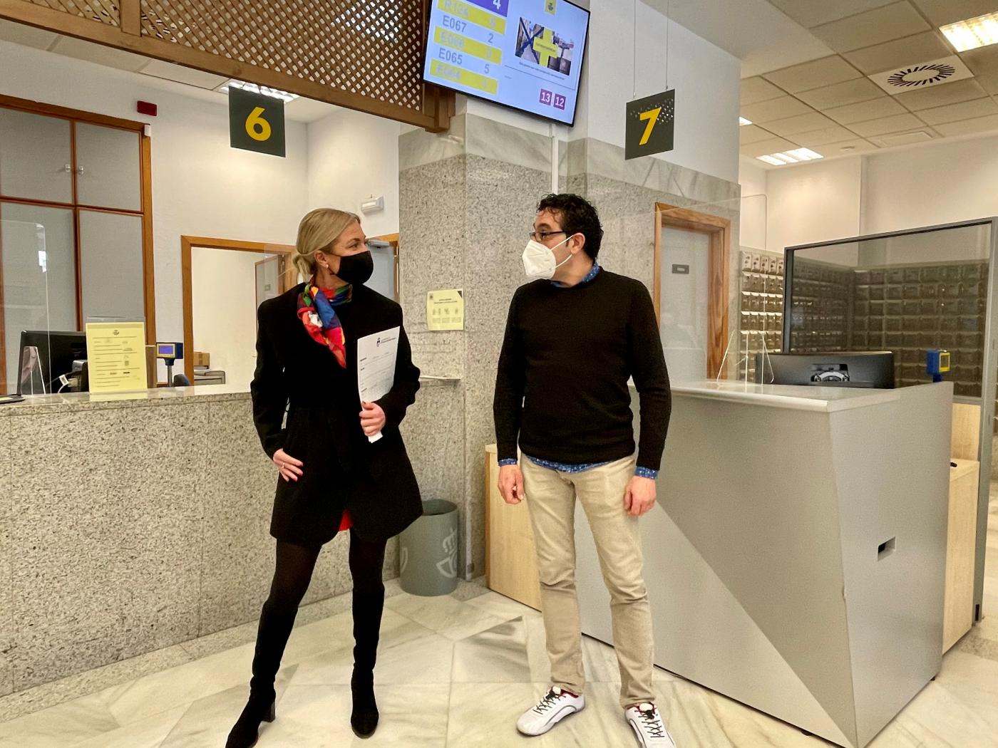 Los tributos municipales de El Puerto se podrán pagar en las oficinas de Correos