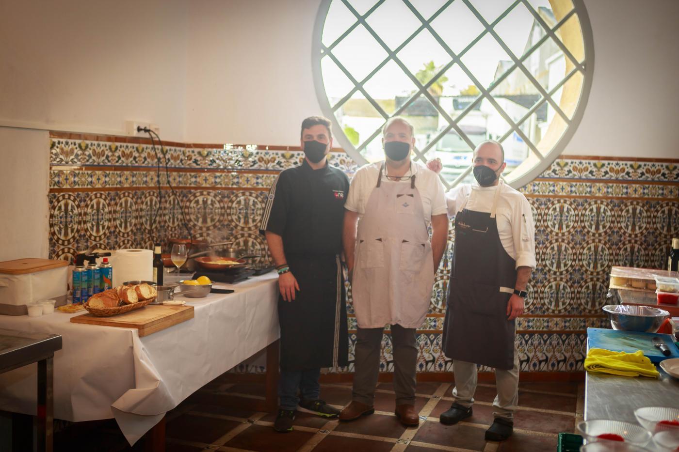 El personal del restaurante El Espejo estará presente en todo el ciclo de Sumillería Efímera.