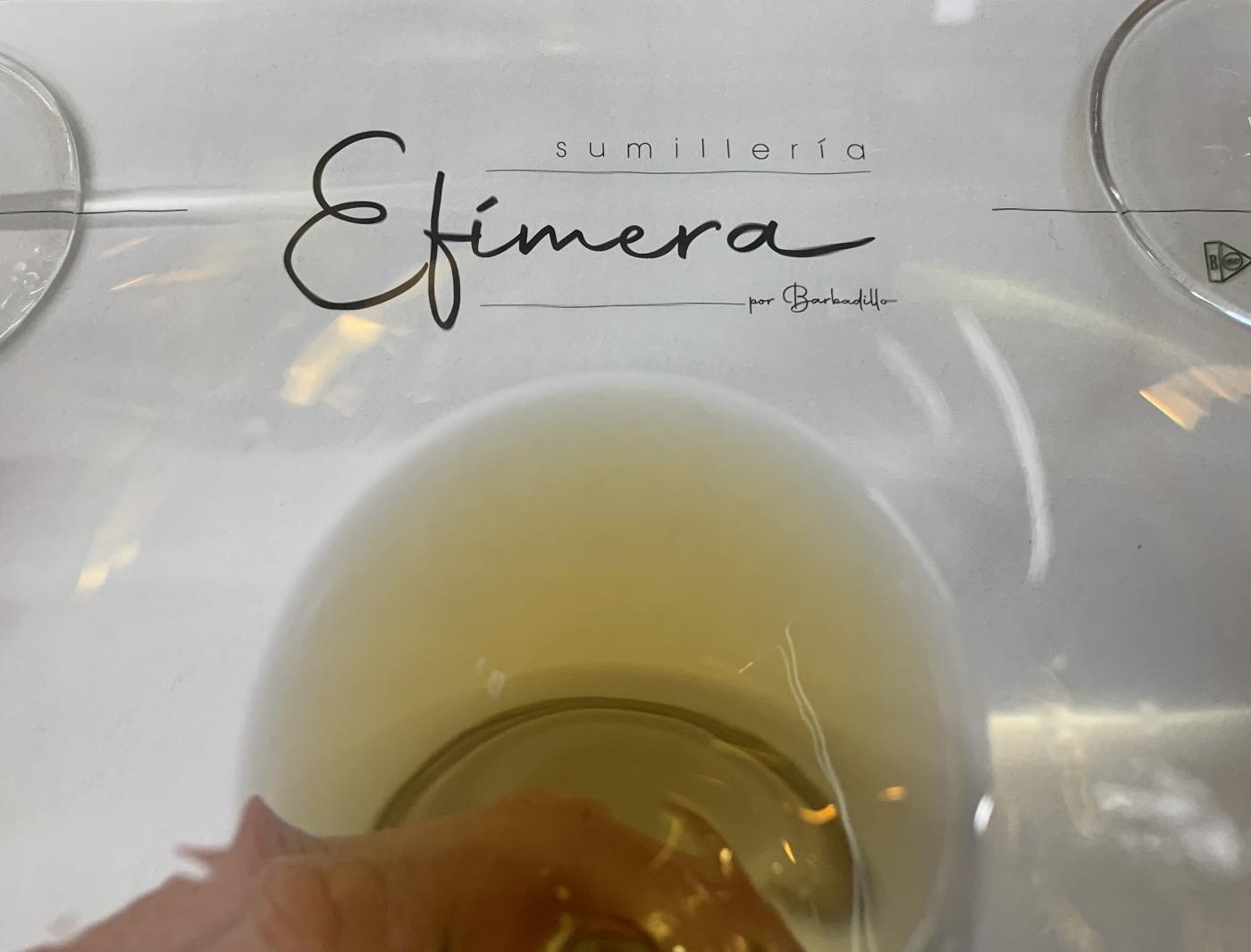 Sumillería Efímera.