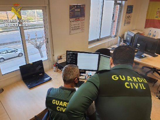 La Guardia Civil investiga un presunto abuso sexual a una menor de 14 años
