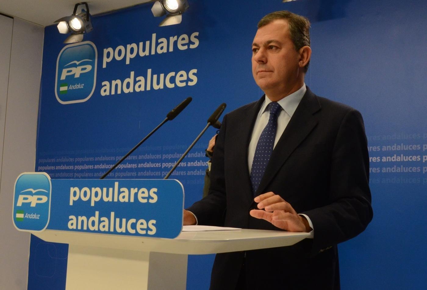 Virginia Pérez confirma la propuesta de Sanz como candidato a la Alcaldía de Sevilla