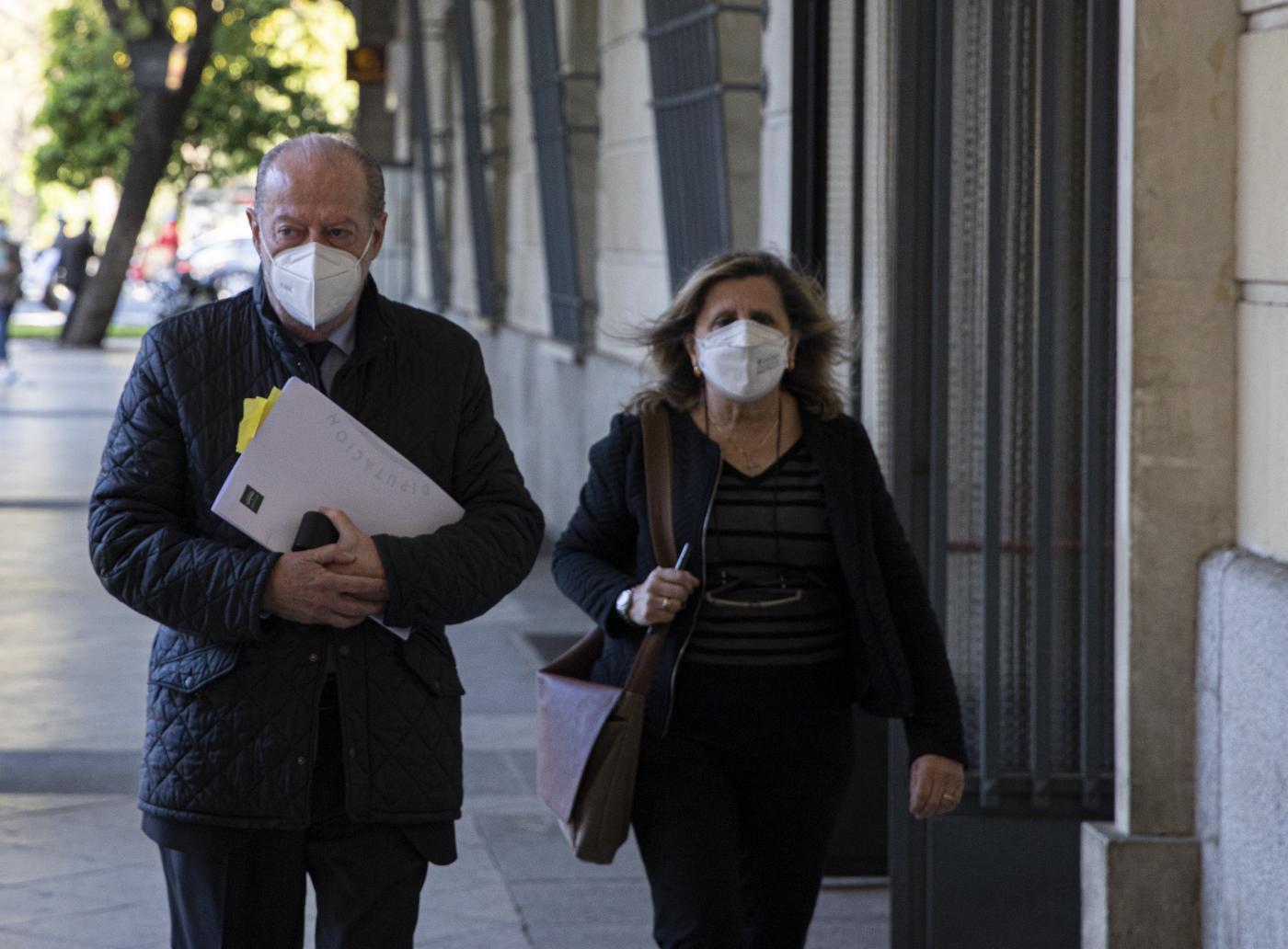 """El presidente de la Diputación niega """"problemas"""" en los expediente del caso la Pará"""