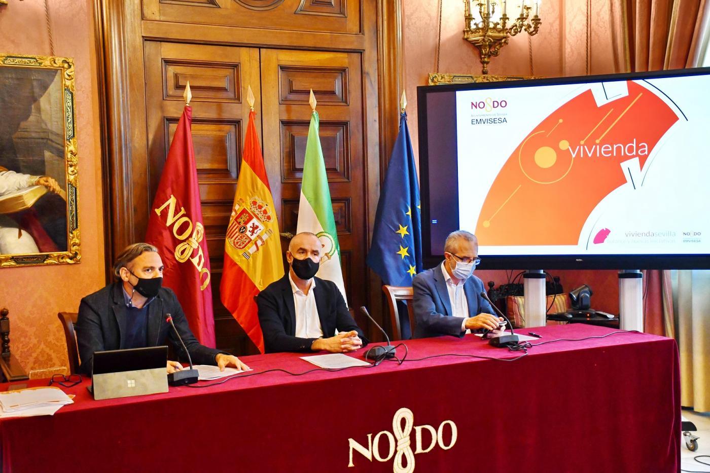 Sevilla saca a concurso el diseño de 184 viviendas y 148 alojamientos colaborativos