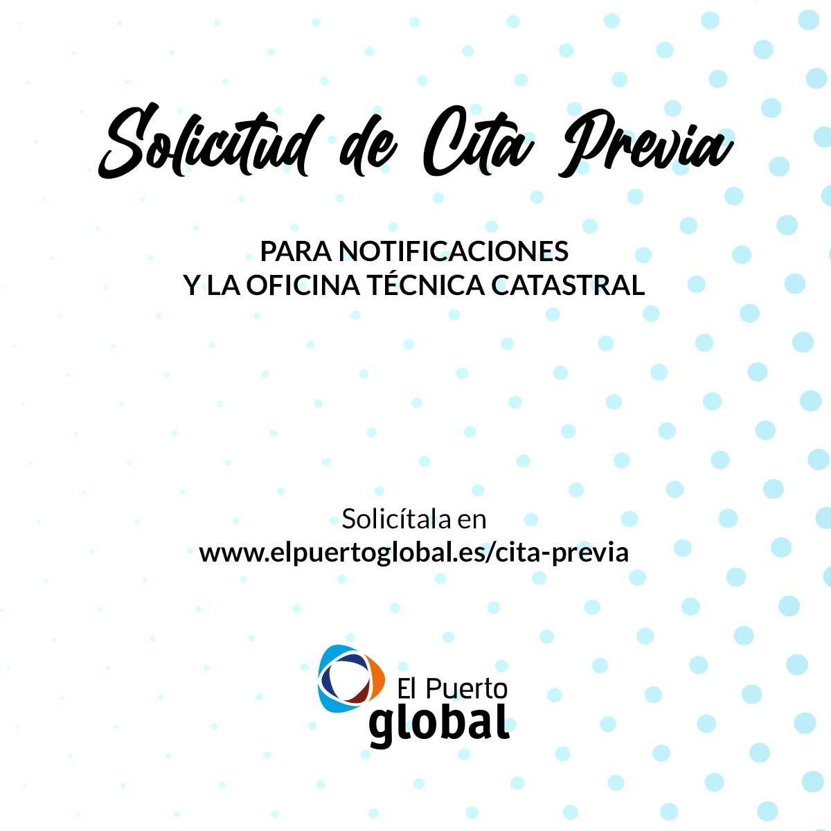 El Puerto global. viva