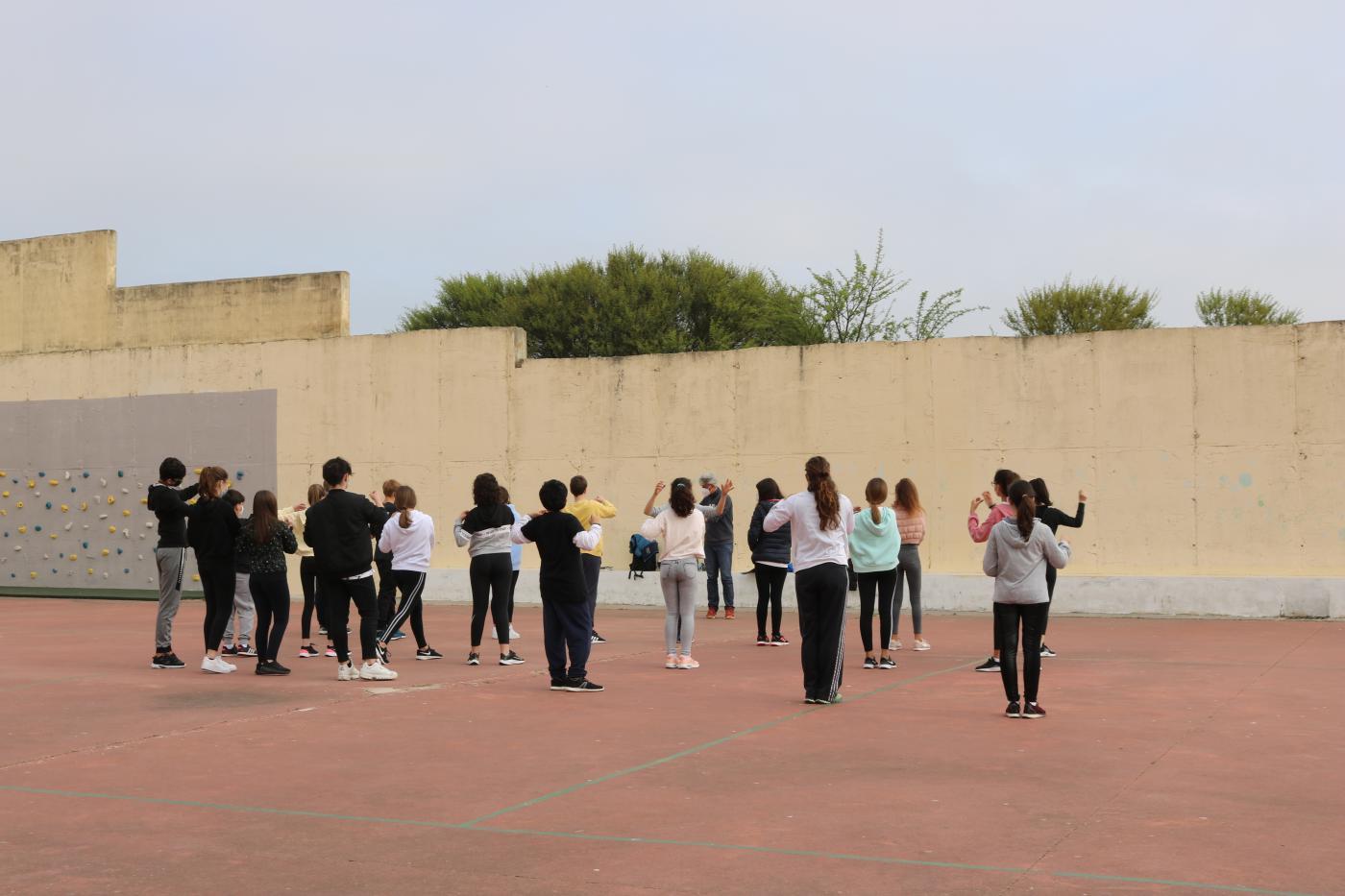 Alumnos del Torre del Tajo participan en el Programa Mus-E de la Fundación Yehudi Menuhim