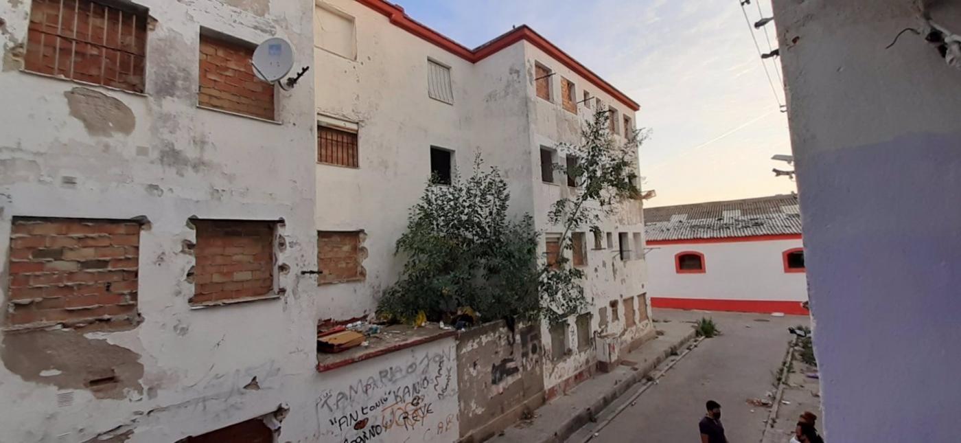 La Junta derribará en junio dos edificios más de la barriada de José Antonio