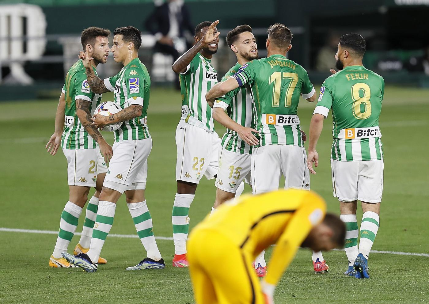 Real Betis- Atlético de Madrid.