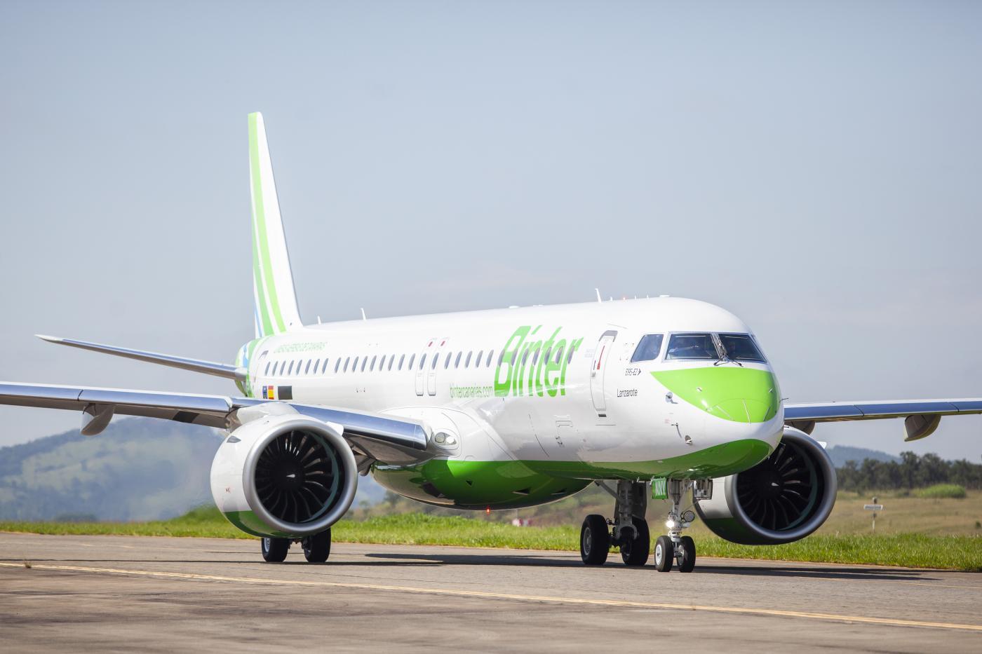 Binter lanza una promoción para volar entre Jerez y Gran Canaria desde 114,68 euros