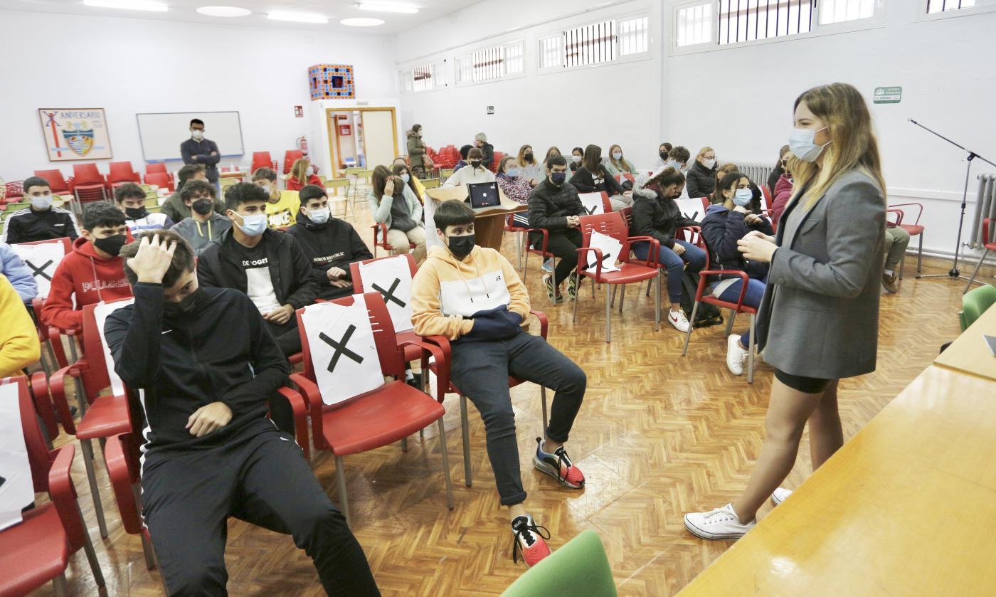 Viaje al interior de las aulas: ¿Qué puede hacer la juventud en época de pandemia?