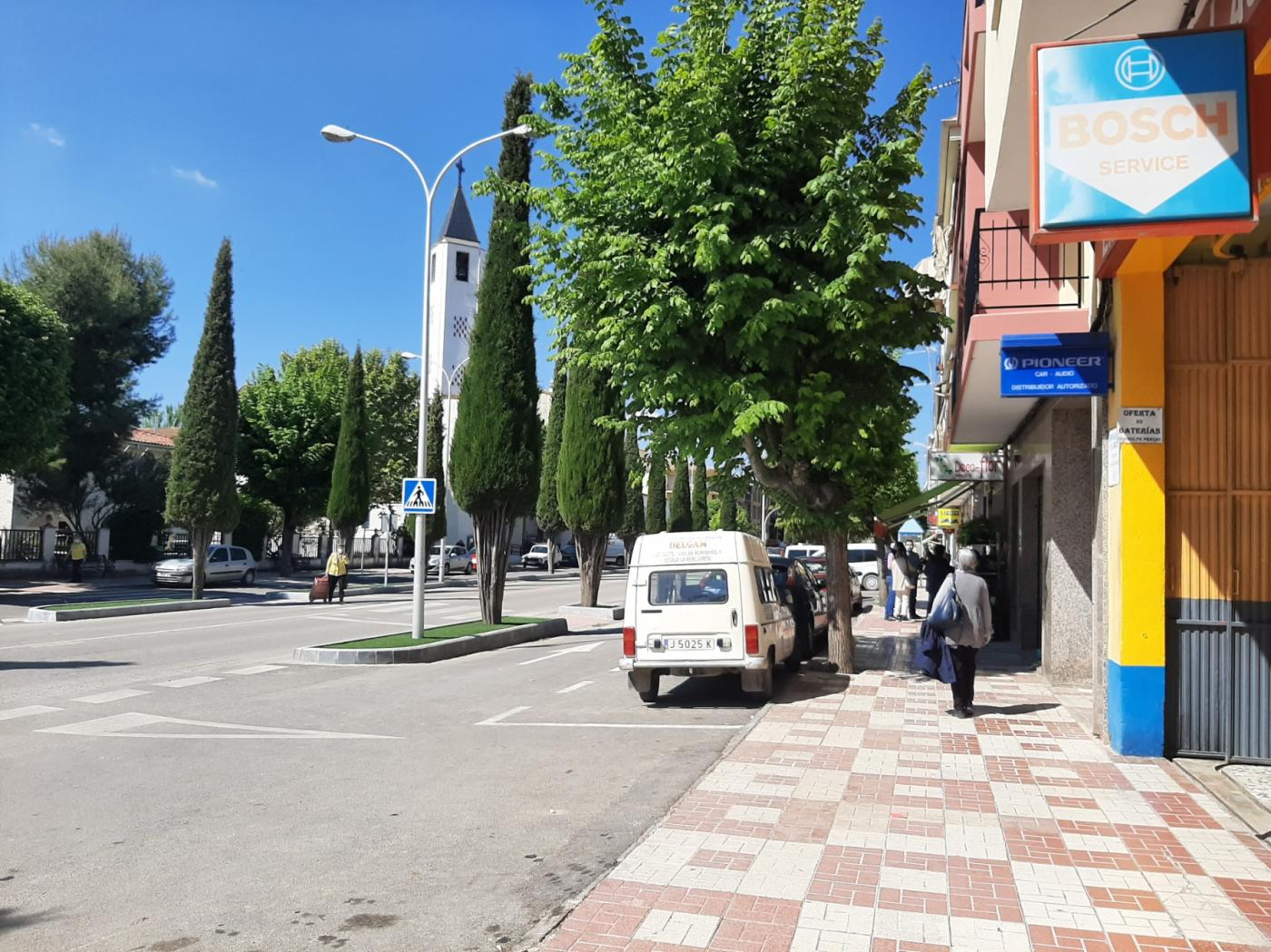 Alcalá suma este viernes un solo contagio y la tasa de incidencia desciende a 414